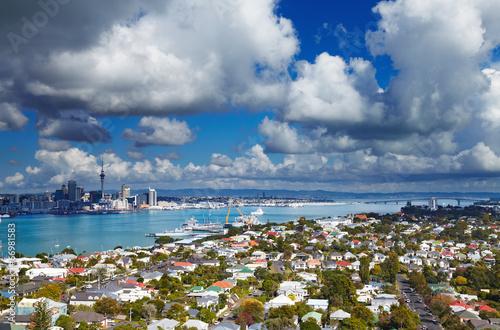Fotobehang Nieuw Zeeland Auckland, New Zealand