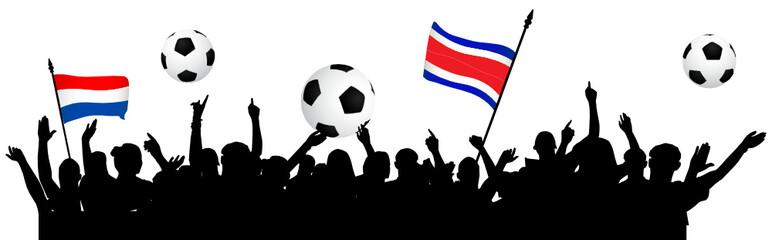Niederlande - Costa Rica
