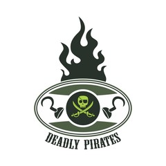 pirate icon art