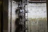 Vertical shaft