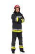 Fireman, full length - 66985954