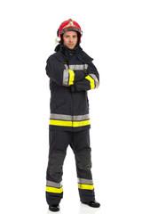 Fireman, full length