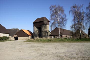 Getreidesilos Gut Ohr (Emmerthal)