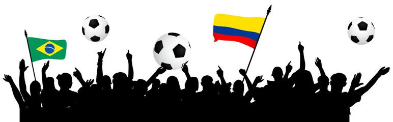 Brasilien - Kolumbien