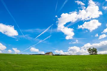Relaxing landscape