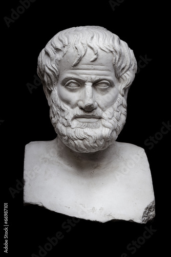 Aristotle on Black - 66987101