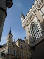 Gothic revival architecture (Riga, Latvia)
