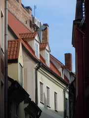 Old part of Riga, Latvia