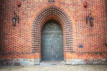 Brama bazyliki w Poznaniu