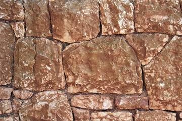 Brick wall architectural background texture
