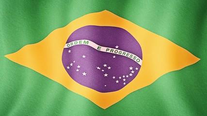 Texture Brazilian flag
