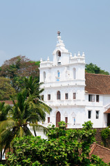 India, Goa, Church of Mary Immaculate Conception in Panaji