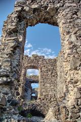 Nevitsky Castle ruins