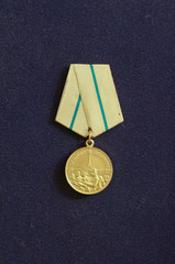 "Medal ""For the Defense of Leningrad"" (USSR)"