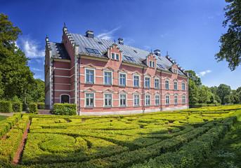 Helsingborg castle estate of Pålsjö