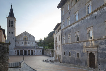 spoleto cathedral