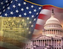 Patriotyczne symbole - stany zjednoczone ameryki