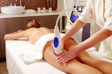 professional back massage