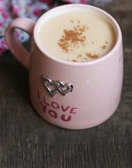 кофе (чай) с молоком