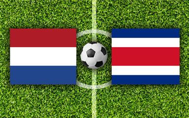 Hollanda ve Kostarika