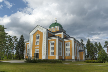 Kerimaki church