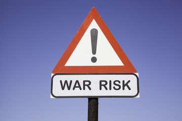 Attention war risk