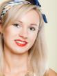 girl with braces teeth straighten, tooth hygiene