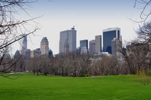 Fototapete - MANHATTAN de Central Park