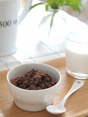 チョコレート・グラノーラ