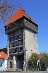 Bodensee,Konstanz, Rheintorturm