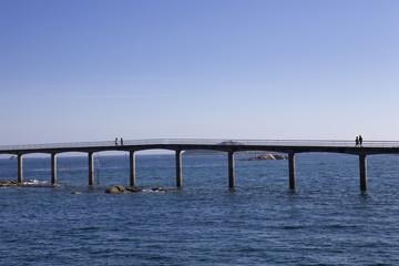 roscoff bridge