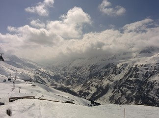 Obergurgl ski resort