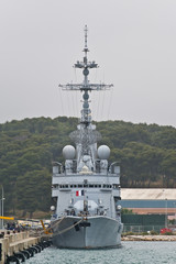 French frigate - Cassard type
