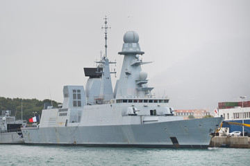 The Horizon- class air-defence destroyer