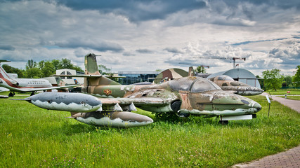 american cold war aeroplane