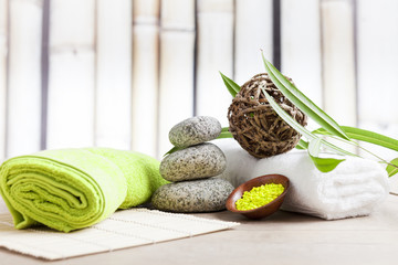 aromatherapy and wellness products,spa concept