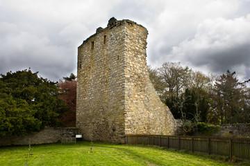 Drumin Castle, Scotland
