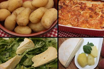 Gratin de pommes de terre - Cuisine Savoyarde