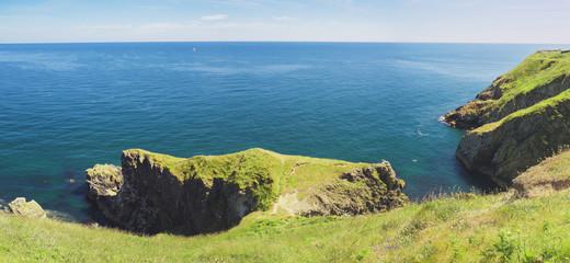 fiordo verde Irlanda