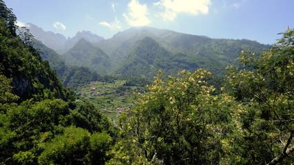 Madeiras Weitblicke