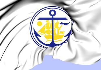 Anchorage Coat of Arms, Alaska.