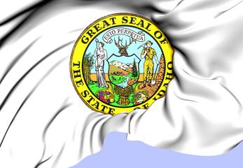 State Seal of Idaho, USA.