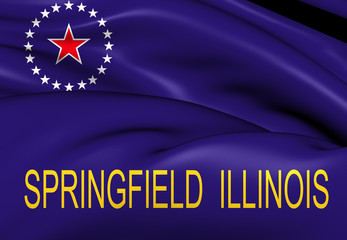 Flag of Springfield, USA.