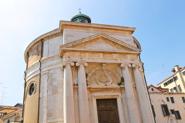Church of St. Mary the Merciful (Santa Maria della Pieta) in Ven