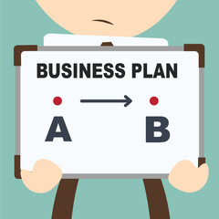 simplicity business - Point a to b