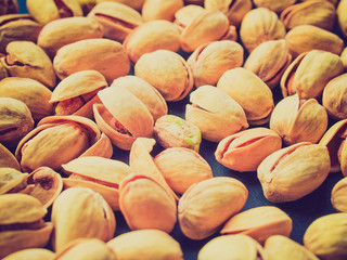 Retro look Pistachios