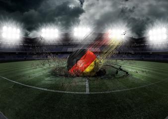 Confronto com a Alemanha