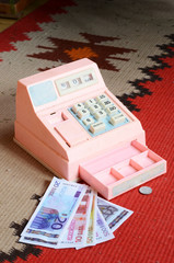 children cash register