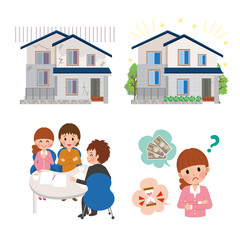住宅のリフォームと相談