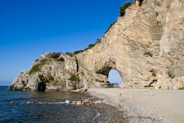 Arco Naturale, Palinuro, Italy